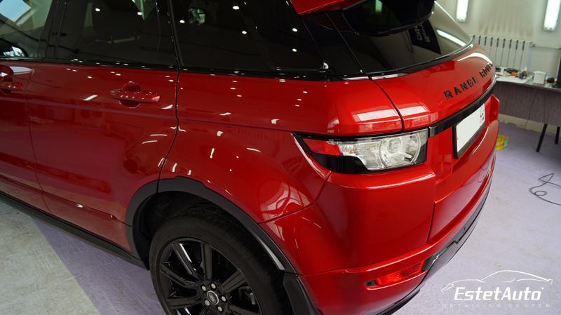 ***** Range Rover Evoque (2013) - Ceramic PRO 9H