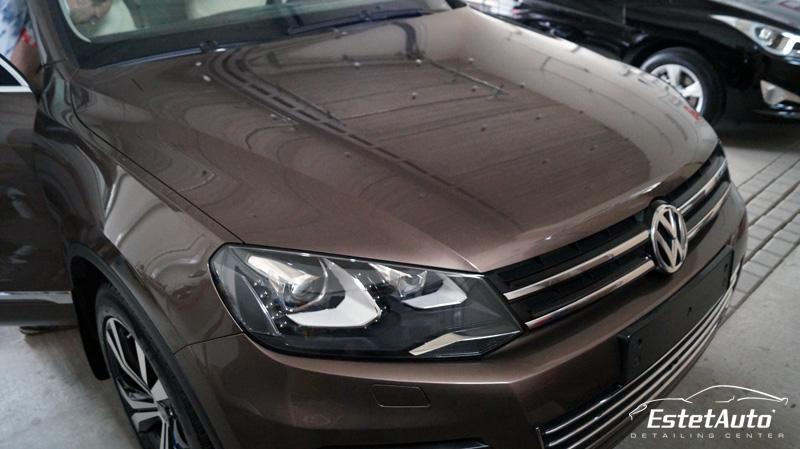 ***** Volkswagen Touareg (2011) - Ceramic PRO 9H