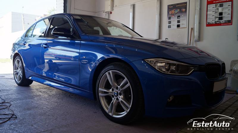 ***** BMW M3 - Ceramic Pro 9H